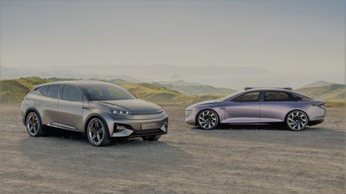 Mașina electrică de la chinezi care poate concura cu Tesla