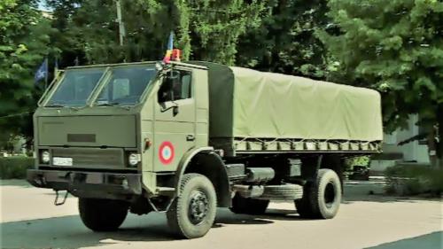 Armata Română ar putea avea camioane românești la standarde nemțești