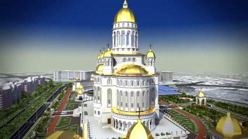 """Catedrala Neamului va fi un """"monstru"""" energetic, iar costul e """"la secret"""""""