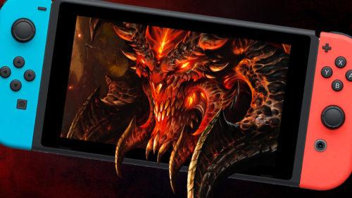 Când se lansează Diablo 3 pe consola Nintendo Switch