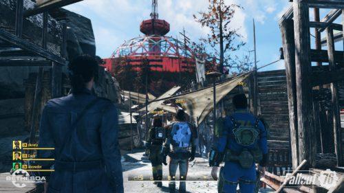 Fallout 76 va avea microtranzacții și o mecanică anti-troli