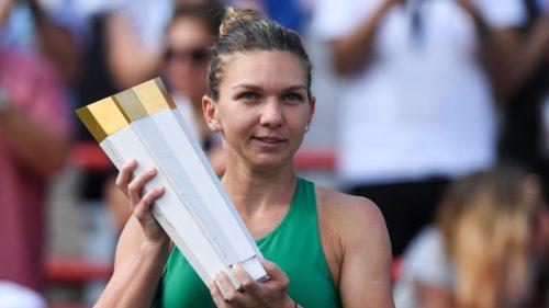 Simona Halep a câștigat Cupa Rogers, în turneul de la Montreal