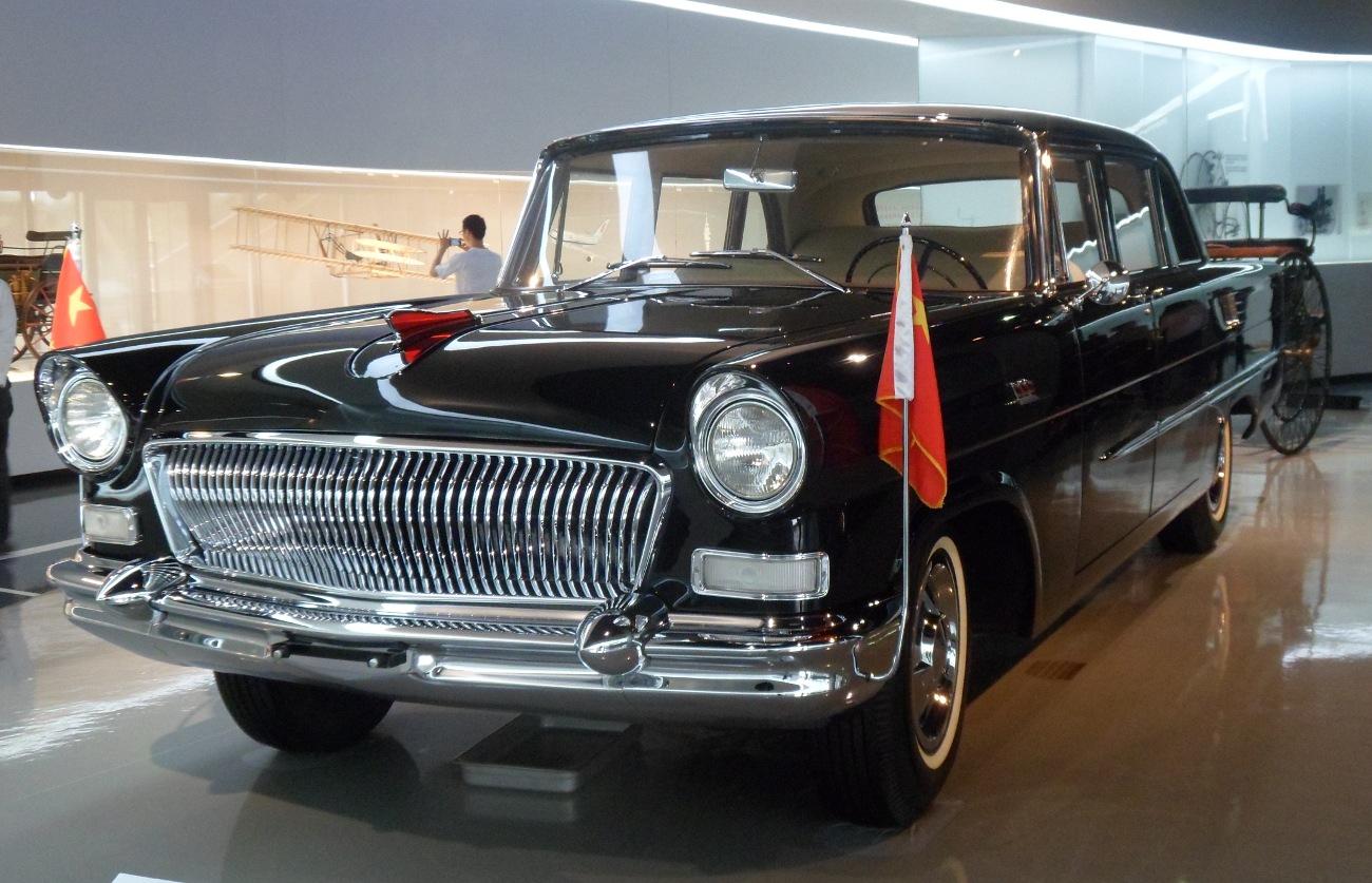 limuzina mao zedong china