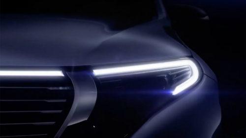Mercedes e aproape gata de lansarea primului său SUV electric