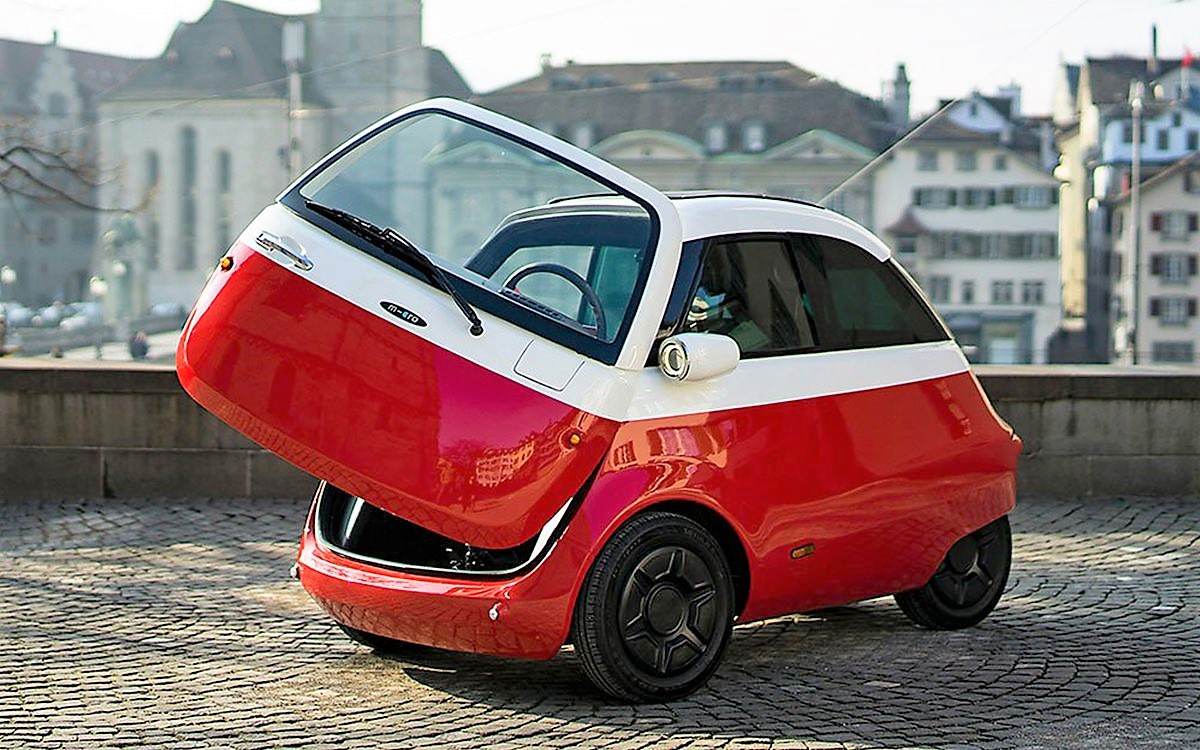 How Much Is The Hipster Electric Car That You Can Park Anywhere