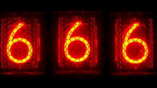 De ce cred atâția oameni că numărul 666 este malefic