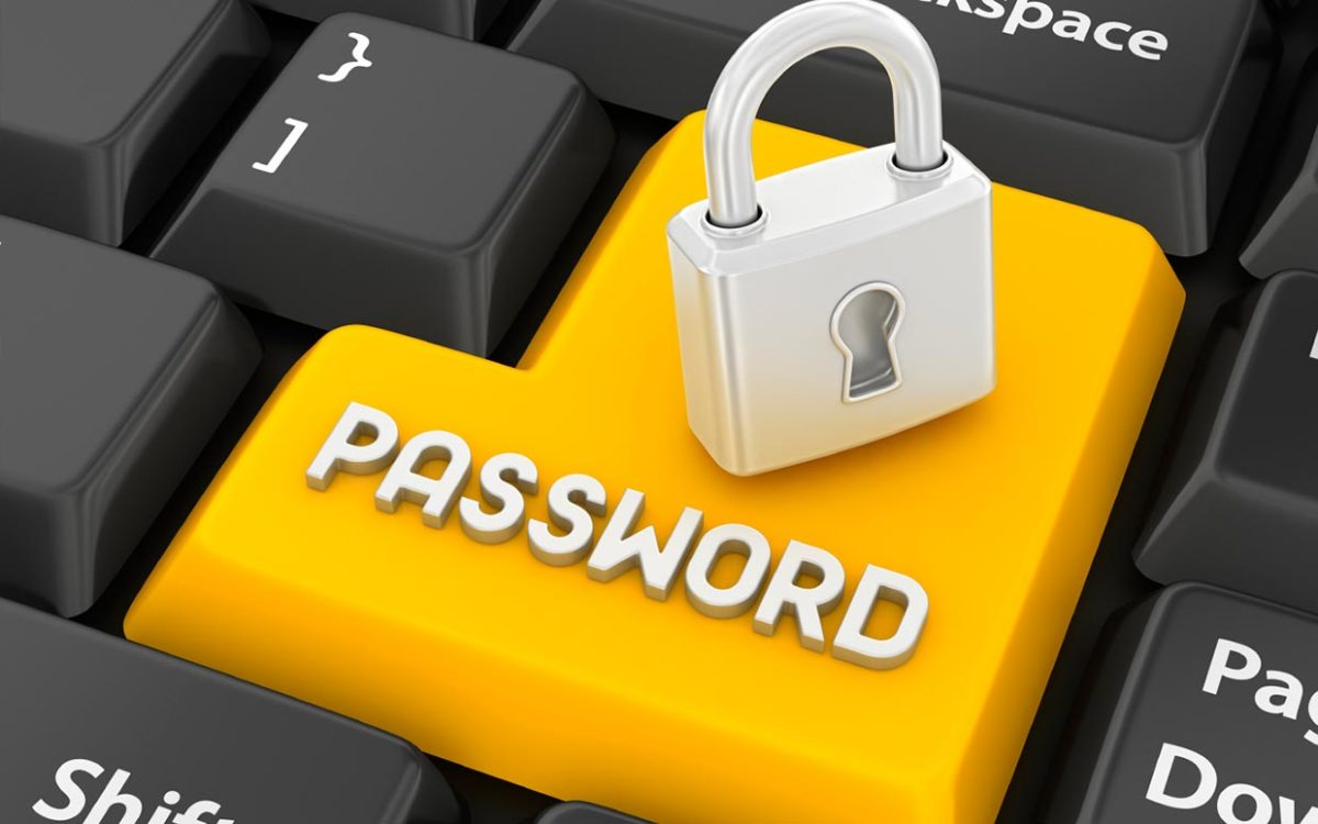 password parola sigura