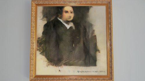 """Pictura asta scoasă la licitație a fost realizată de un """"robot"""""""