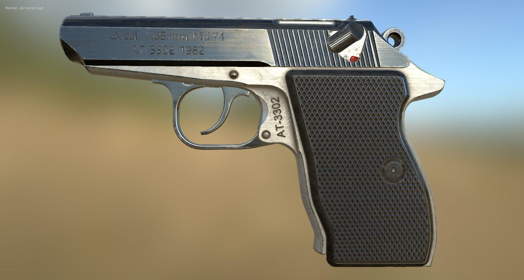 pistol carpati