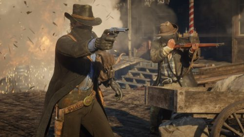 Red Dead Redemption 2 te uimește prin noul trailer