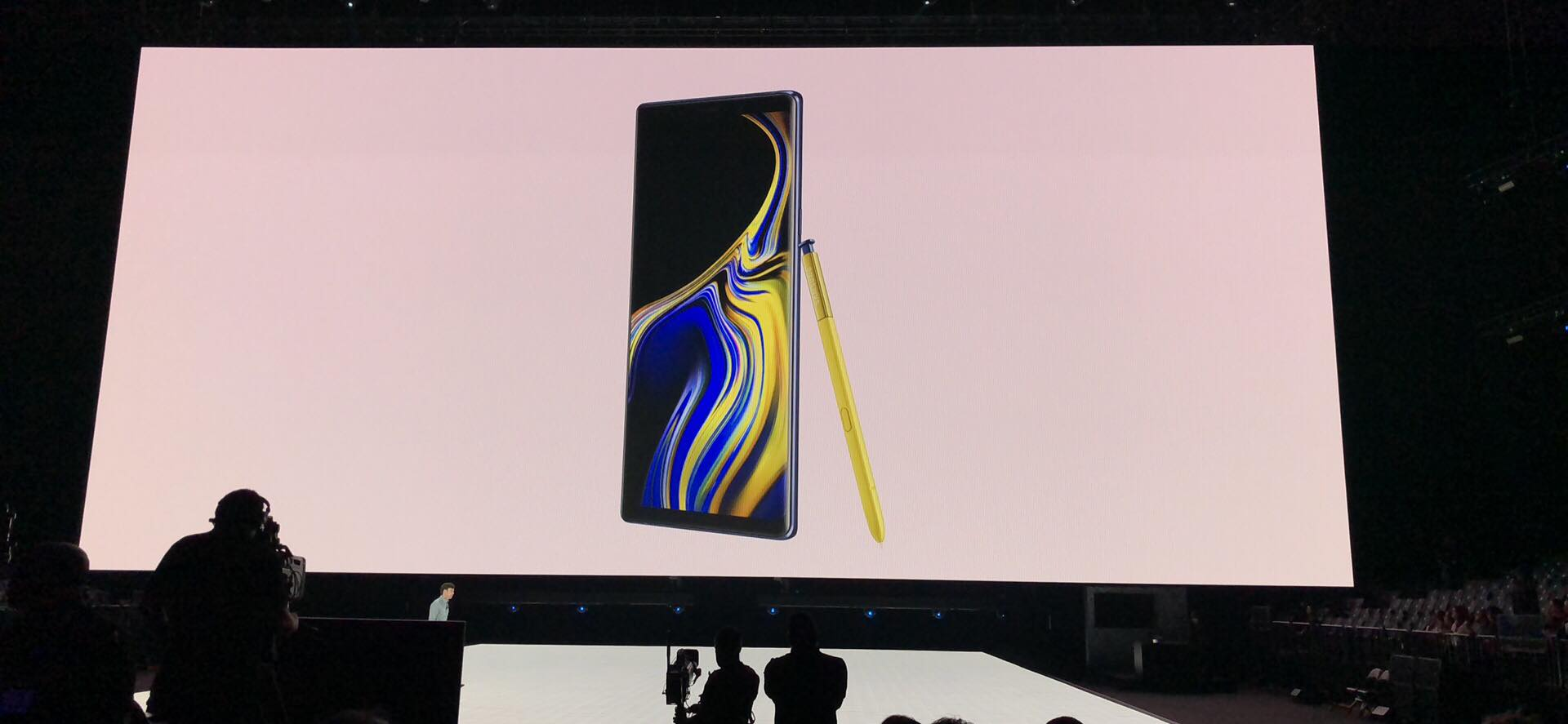 samsung galaxy note 9 lansat