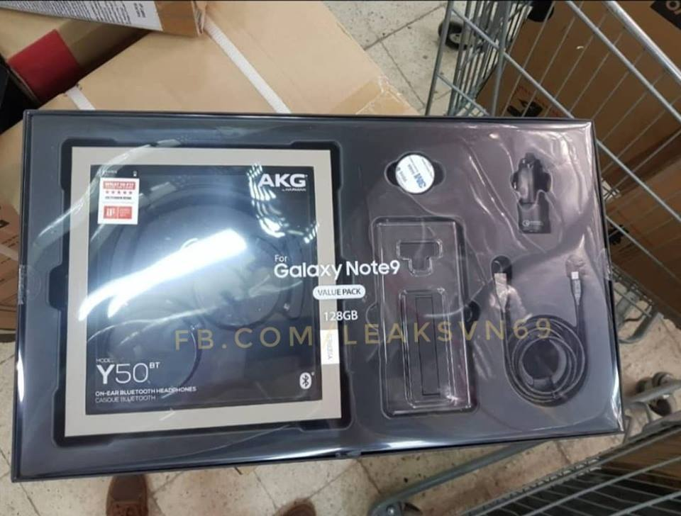 samsung galaxy note 9 value pack 2