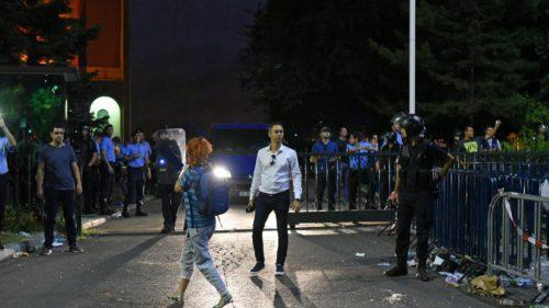 Test de șefie: cum erau coordonați jandarmii în stradă de noul șef