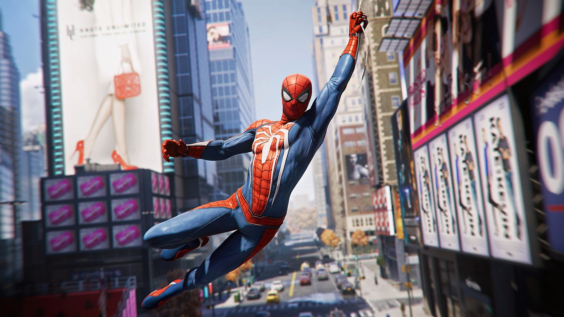 review spider-man ps4