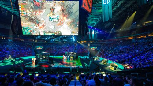 Competiția Dota care pune la bătaie milioane de dolari pentru gameri