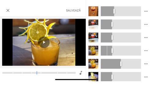 Truc în Google Photos: cum faci un video din fotografii