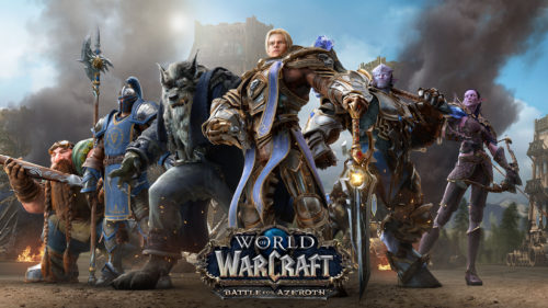 World of Warcraft: Battle for Azeroth, lansat oficial în variantă finală