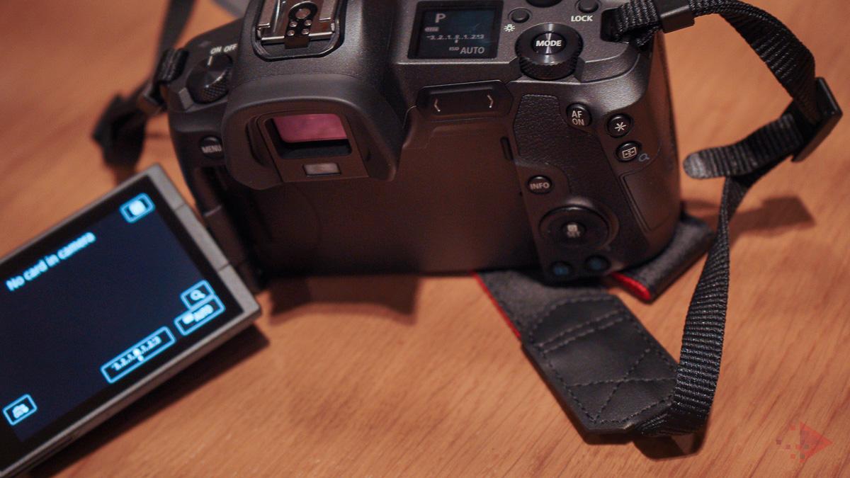 Canon EOS R-8