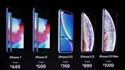 Lansare iPhone Xs, Xs Max și iPhone Xr: tot ce trebuie să știi