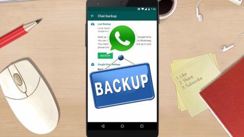 Cum faci backup la WhatsApp pe iPhone și care sunt limitările