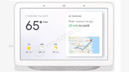 Google Home Hub va fi un gadget futurist un pic ciudat