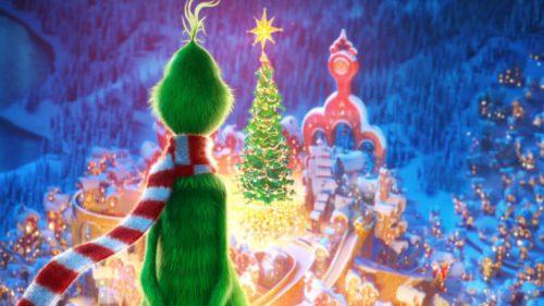 The Grinch e cea mai nouă animație de la creatorii minionilor