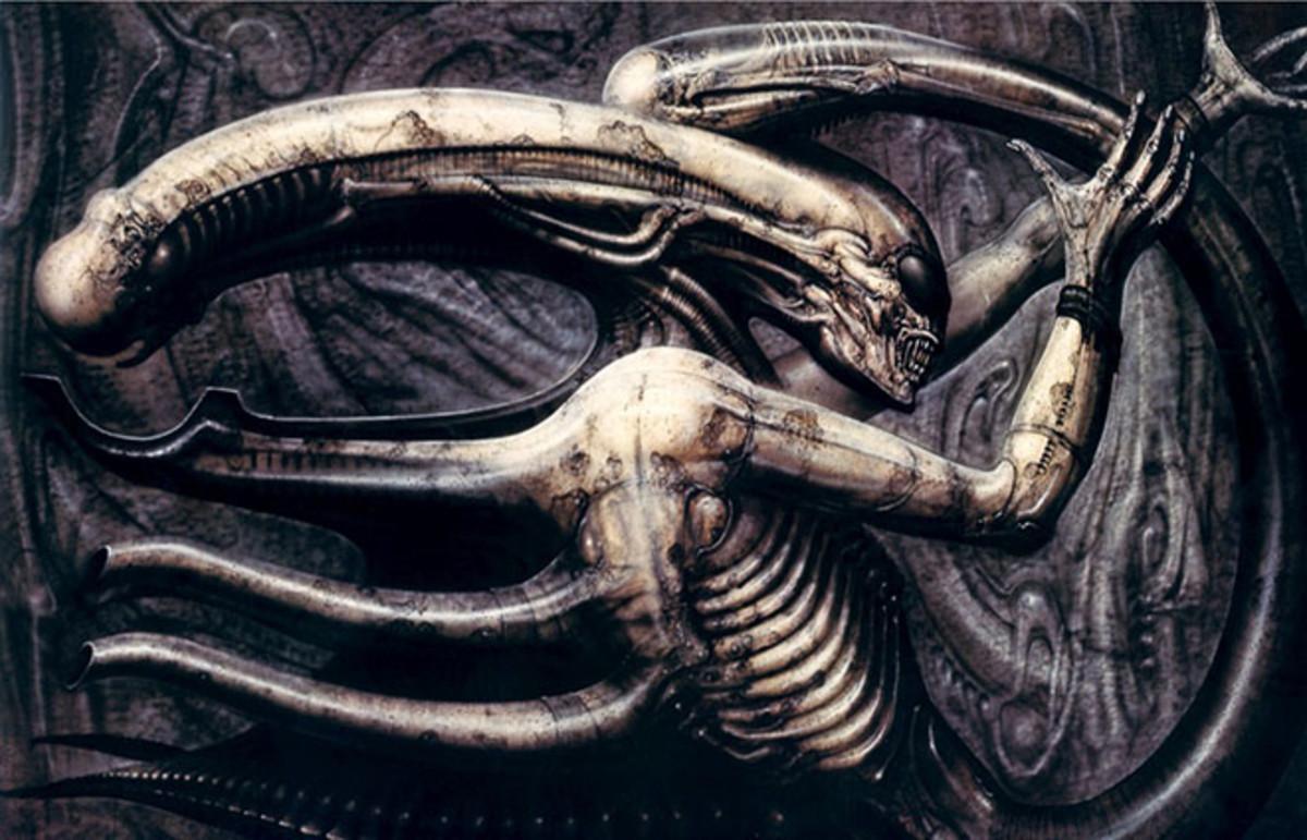 alien hr-giger