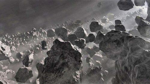 Imagini fabuloase direct de pe un asteroid, făcute de sondele japoneze