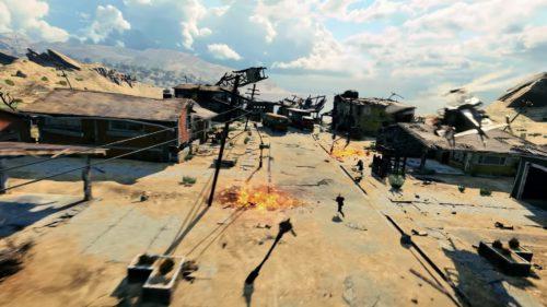Primul video cu modul battle royale al Call of Duty îți ridică tensiunea