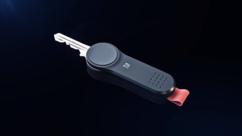 Gadgetul care-ți transformă cheile în unele inteligente
