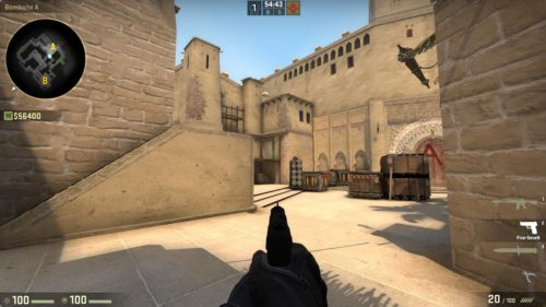 Counter-Strike: Global Offensive este de acum gratis pe Steam