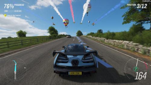 <span class='highlight-word'>IMPRESII</span> Forza Horizon 4, un joc cu mașini așa cum trebuie