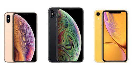 Cel mai dorit iPhone: ce preferă cumpărătorii între iPhone Xr, Xs și Xs Max