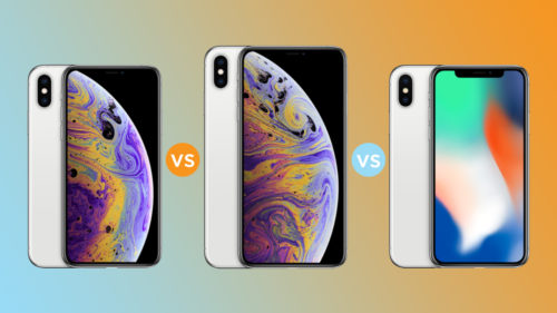 iPhone X vs. iPhone Xs și Xs Max: care e mai rapid pe internet 4G LTE