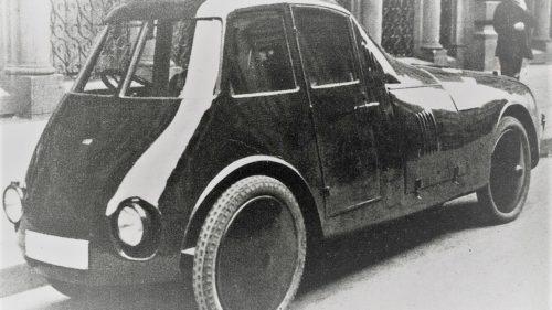 Povestea românului care a creat prima mașină aerodinamică