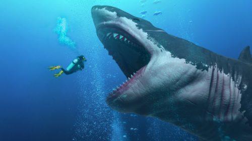 """Știința din spatele """"The Meg"""" e mai interesantă decât filmul"""