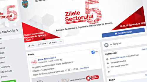 Cum a risipit bani primarul PSD din sectorul 5 pe o pagină de Facebook
