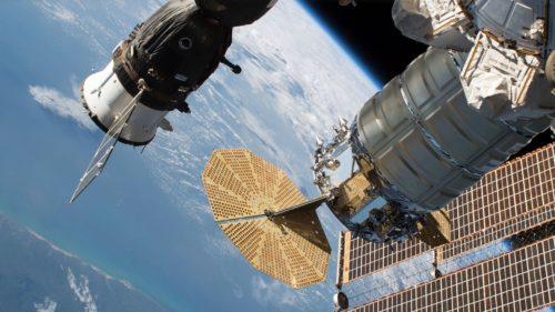 Rușii au o teorie nebunească pentru gaura de pe Stația Spațială Internațională
