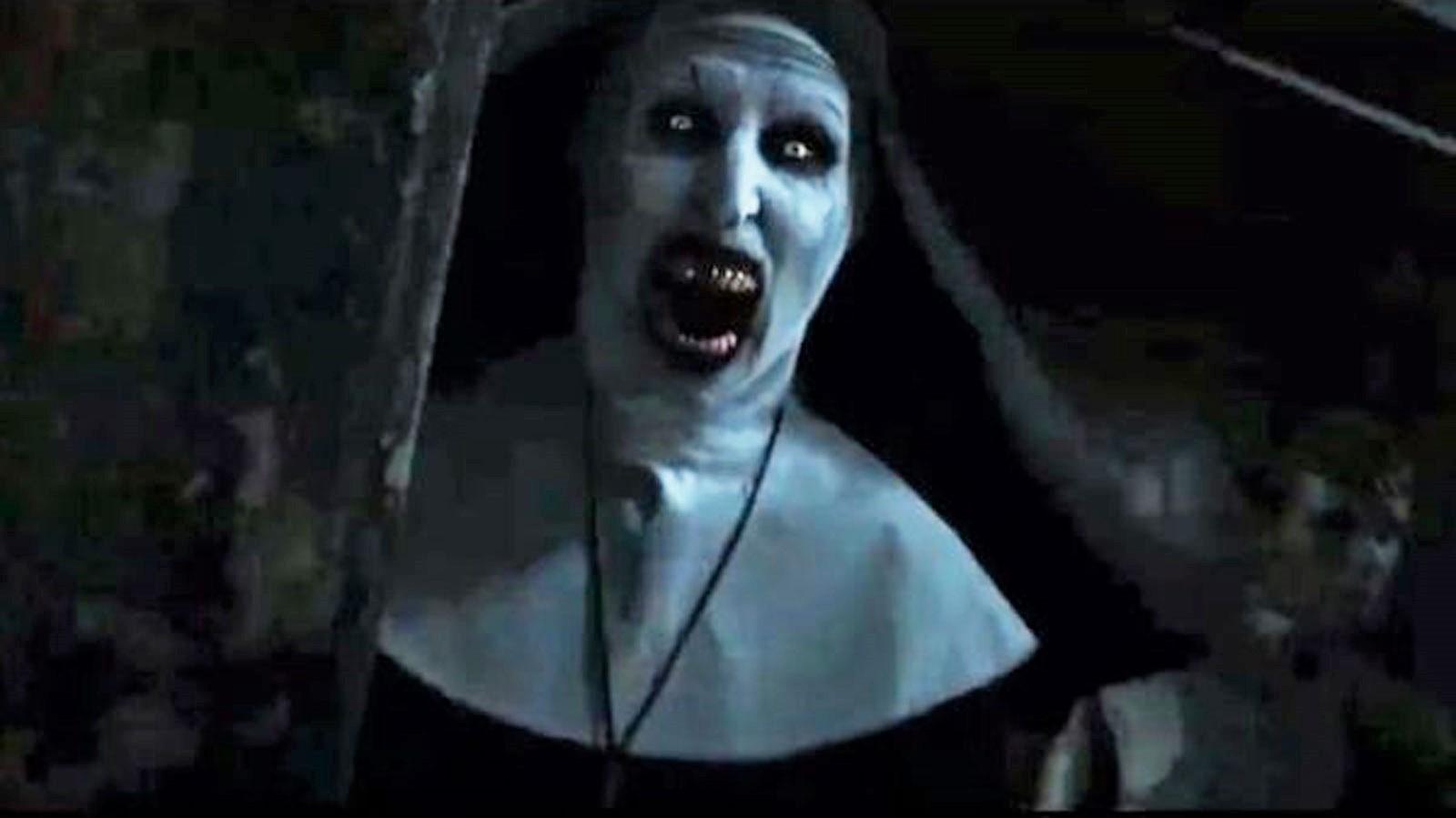 the nun calugarita