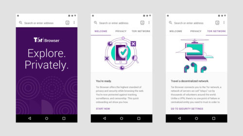 Tor Browser, browserul care te face anonim pe net, ajunge pe Android