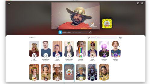Cum aplici filtre amuzante pe Skype, Twitch sau YouTube cu Snap Camera