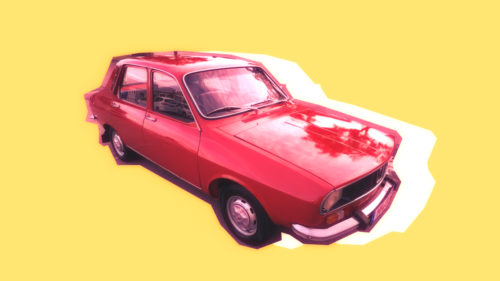 Dacia 1300 în teste de siguranță: cât de sigură era mașina românilor