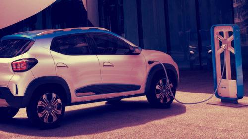 Dacia electrică ar putea arăta așa. Planul vine de la Renault