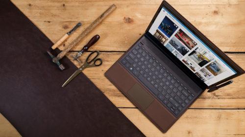 HP Spectre Folio este primul laptop din piele și arată superb