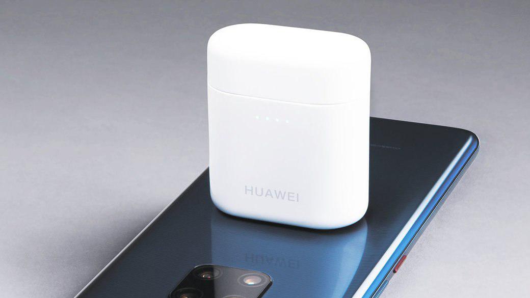 Căștile wireless lansate cu Huawei Mate 20 Pro