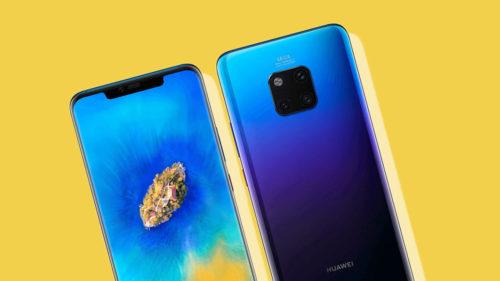 Telefonul surpriză de la Huawei va fi dedicat performanței