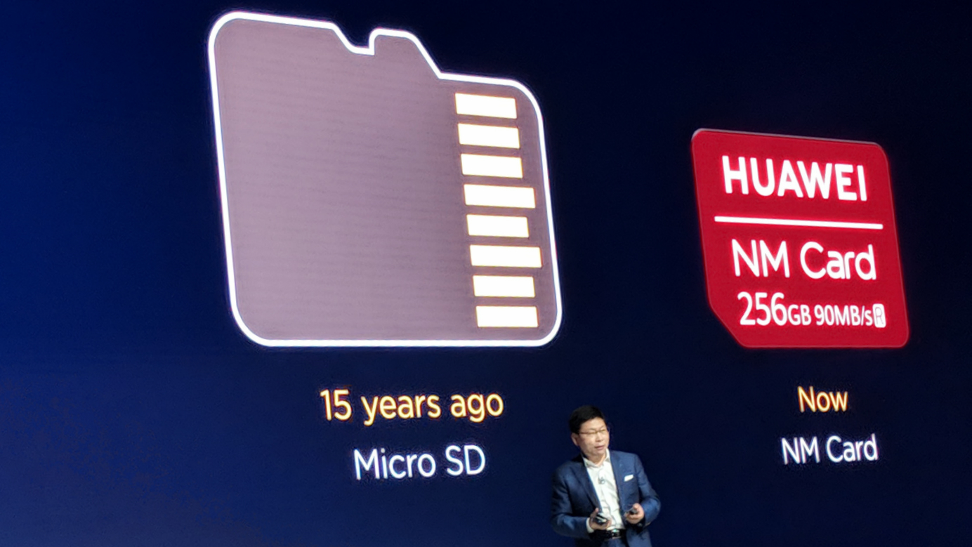 Huawei nanoSD card memorie