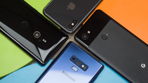 Samsung Note 9 vs. iPhone Xs Max vs. Pixel 3 XL – Testul bateriei