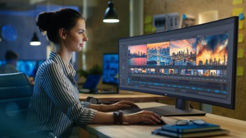 Dell a lansat monitorul viitorului, cu câteva premiere importante și preț pe măsură
