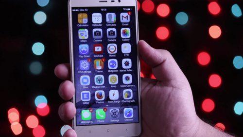 Cum să-ți transformi telefonul cu Android în iPhone Xs